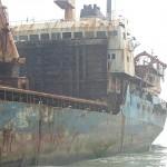 磯浜ロシア船