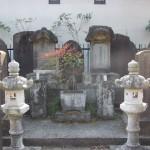 伊達成宗の墓