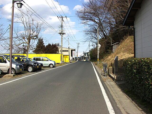 富谷宿仙台側入り口