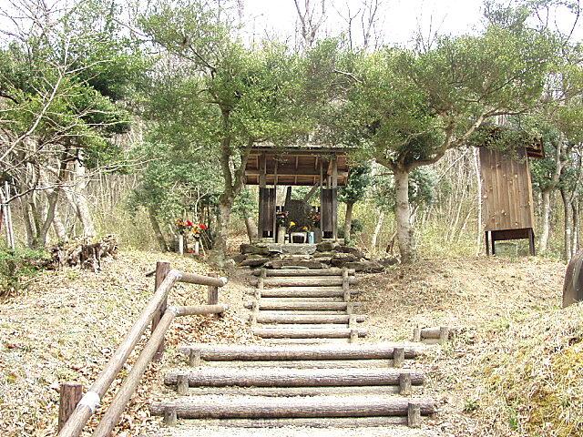 支倉常長の墓
