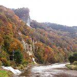 九戸政実の乱の地の景勝地…馬仙峡