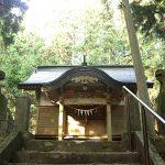 長慶天皇の伝説を伝える…鶴喰若宮八幡宮
