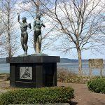 伝説の背景は何なのだろうか…小川原湖
