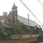 切支丹流刑の地の…弘前教会建築