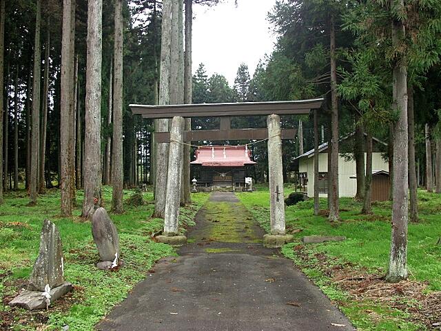 真坂八幡神社