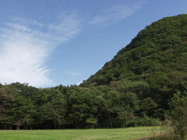 タンガラ山麓